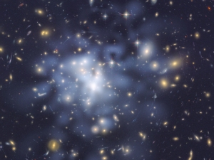 Hubble's Dark Matter Map: Detailed Dark Matter Map