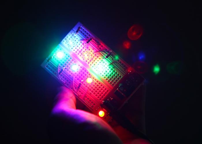 LEDcircuitry