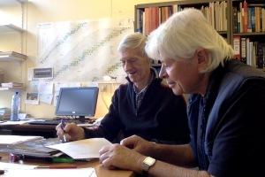John L Wood and Kris Heyde