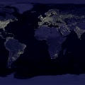 NASA Earth's Light