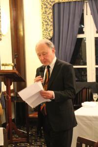 Nigel Marsh at PVSAT
