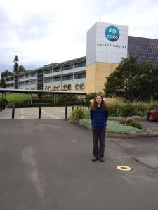 James at CSIRO