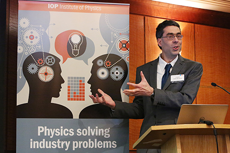 The IOP's Physics in food summit. Image © Institute of Physics, All Rights Reserved.