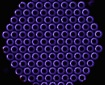 Plasma grid at 14 kVpp. Image taken from I Adamovich et al 2017 J. Phys. D: Appl. Phys. 50 323001, © IOP Publishing, All Rights Reserved.